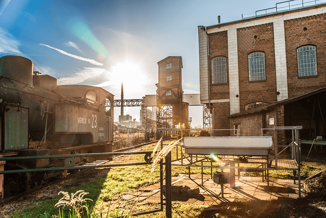 Brikettfabrik Herrmannschacht