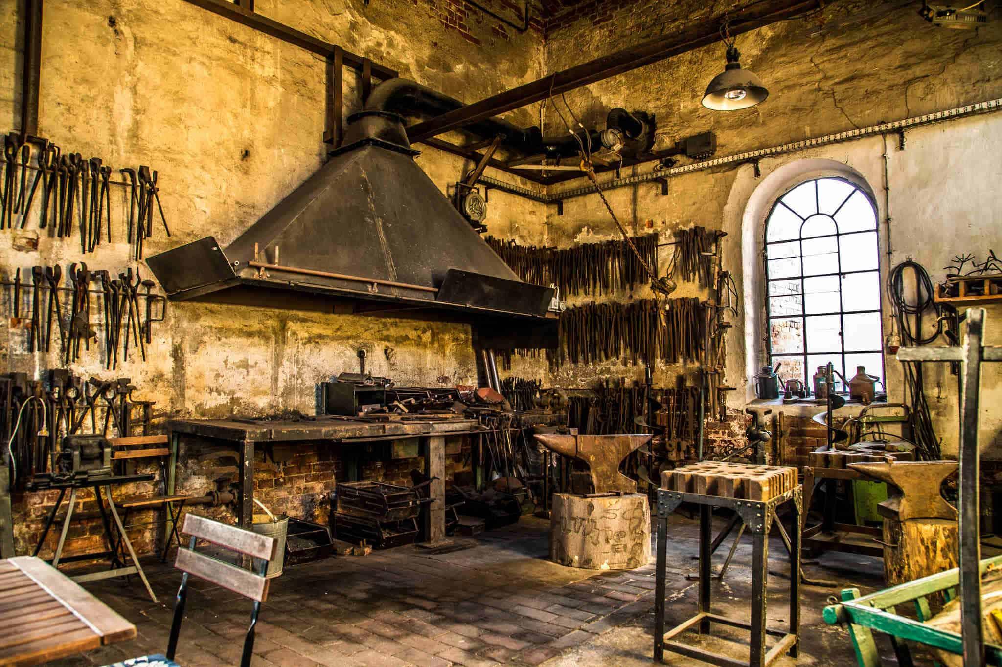 Brikettfabrik Herrmannschacht Zeitz